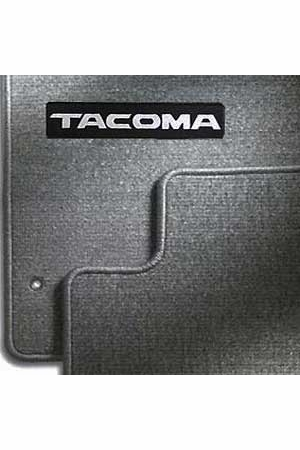 The Best New 2004 Toyota Tacoma Carpeted Floor Mats From