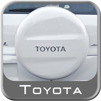 NEW! 1996-2013 Toyota RAV4 Spare Tire Cover from ...