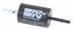 1997-2012 Fuel Filter 5.4 L 8 cyl Sold Individually K&N #PF-2000