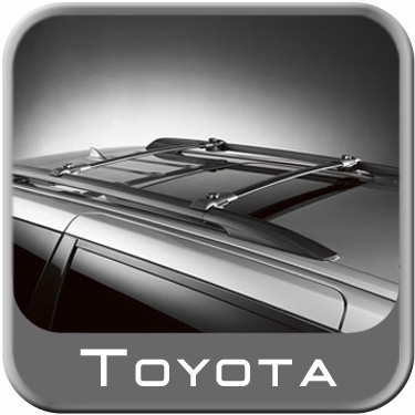 New 2011 2016 Toyota Sienna Roof Rack Cross Bars From