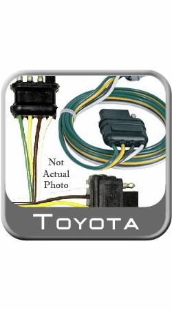 find wow new 1999 2001 toyota tacoma trailer wiring harness 2007 2011 toyota tundra trailer wiring harness auto parts toy 08951 65001
