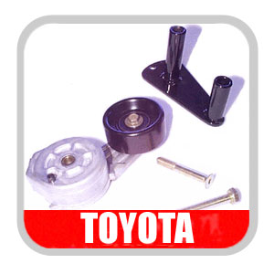 1999-2003 Toyota Tundra Supercharger Tensioner Kit Spring-Loaded, Automatic TRD Performance Part