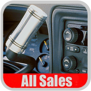 Yukon Shift Lever Knob Cover
