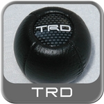 TRD Leatherette Shift Knob