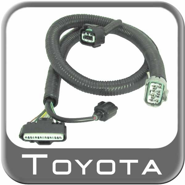 new! 2000-2004 toyota tundra trailer wiring converter from ... 2015 toyota tundra trailer wiring harness