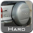 Toyota RAV4 Hard Shell Spare Tire Covers