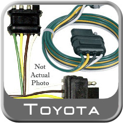 2001 2005 toyota rav4 trailer wiring harness 18 buy wow! new 2001 2004 toyota tundra trailer wiring harness 2001 toyota tundra trailer wiring harness at mifinder.co