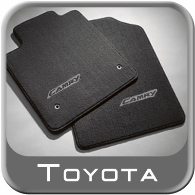 new 2007 2011 toyota camry carpeted floor mats from brandsport auto parts. Black Bedroom Furniture Sets. Home Design Ideas