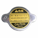 2003 (2003-2007) Scion xB 4cyl. 1.5L Radiator Cap Genuine Factory Replacement Genuine Scion #16401-31520