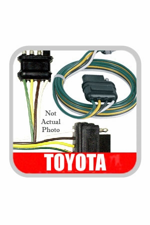 buy wow new 2001 2004 toyota tundra trailer wiring harness 2003 2004 toyota sequoia trailer wiring harness auto parts toy 82169 0c010