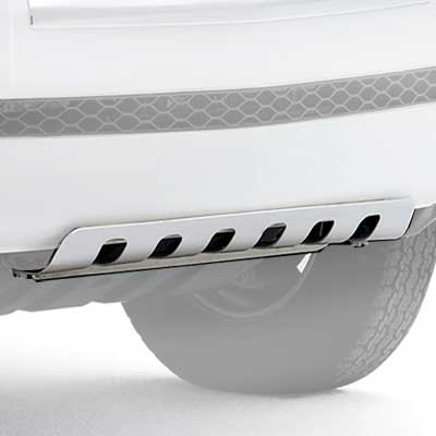 Toyota Sequoia Skid Plate Front Under Bumper Complete Kit
