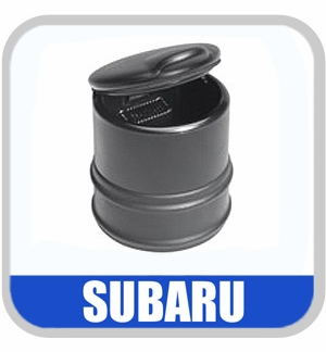 2005-2011 Subaru Legacy Car Ashtray / Change Cup Black Genuine Subaru #92172AG040