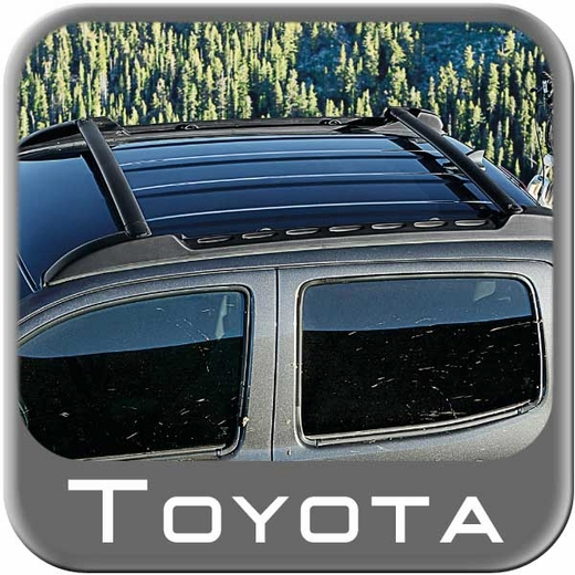 The Best New 2008 Toyota Tacoma Double Cab Roof Rack From