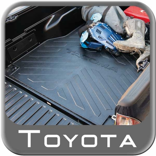 Toyota Tacoma Bed Mat 2017 Ototrends Net