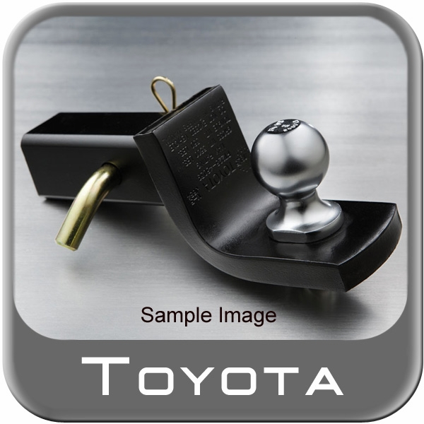 2005 2014 toyota tacoma trailer hitch ball mount drop 2 75 rise 1 5 genuine toyota pt228 00950 10 jpg toyota tacoma trailer wiring adapter solidfonts 600 x 600