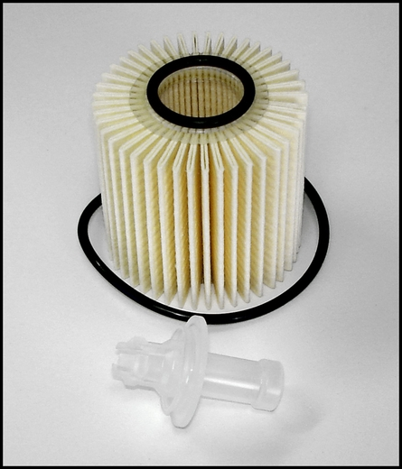 2005-2015 Toyota Avalon Oil Filter Cartridge Style Direct