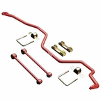 2007 (2007-2017) Toyota Tundra Rear Sway Bar Rear Kit Powder Coated Genuine Toyota #PTR11-34070