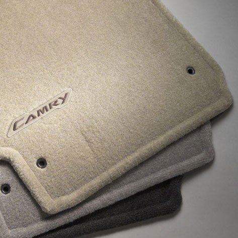 New 2007 2011 Toyota Camry Carpeted Floor Mats From