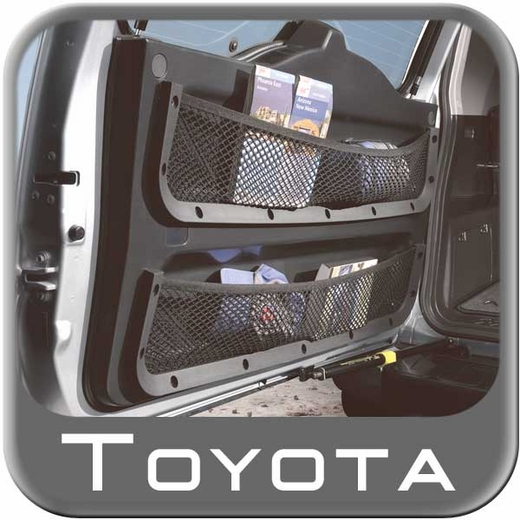2007 2014 Toyota Fj Cruiser Cargo Net Rear Door Storage