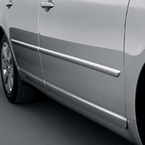 2008 (2008-2010) Toyota Avalon Body Side Moldings Magnetic Gray Metallic (color code 1G3) Set of 4 Genuine Toyota #PT29A-07085-11