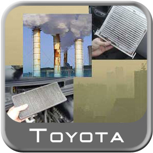 2008-2010 Toyota Sequoia Cabin Air Filter Replacement