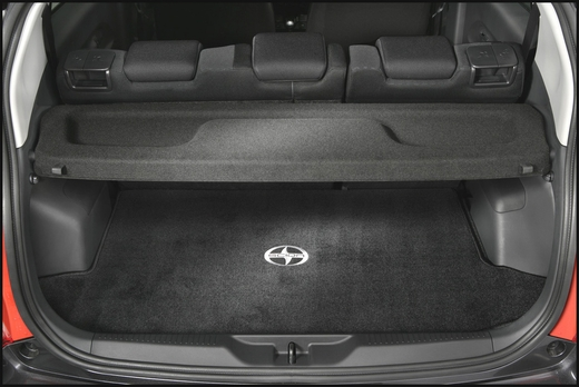 2012 Toyota Tacoma For Sale >> 2008-2014 Scion xD Cargo Cover Rear Cargo Cover Complete Kit