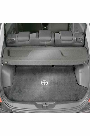 NEW! 2008-2014 Scion xD Cargo Cover from Brandsport Auto ...