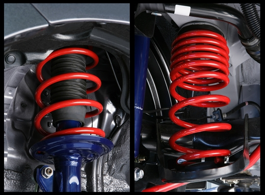 New 2008 2014 Scion Xd Lowering Springs From Brandsport