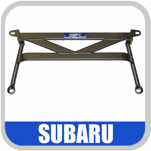 2009-2011 Subaru Impreza Lower Chassis Brace SPT Logo Sold Individually Genuine Subaru #SOA8431120