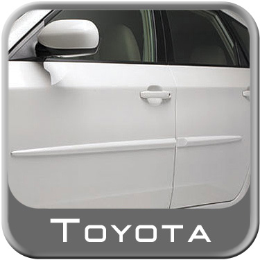 2009-2013 Toyota Body Side Moldings