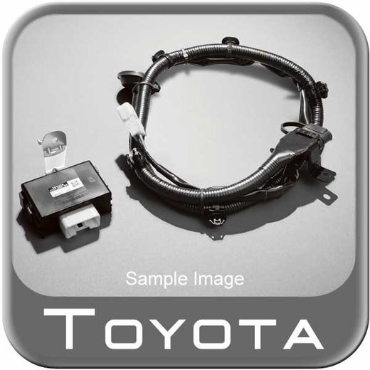 2010 Toyota Tacoma Trailer Wiring Harness
