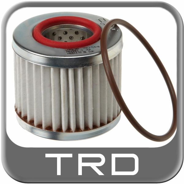 How to change a toyota cartridge oil filter 8