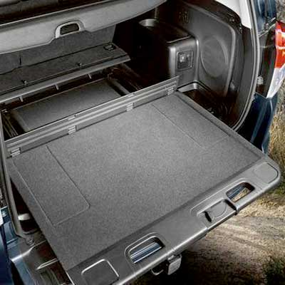 The Best New 2010 Toyota 4runner Sr5 4cyl 2 7l Auto Trunk Organizer From Brandsport Auto Parts