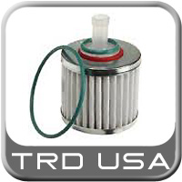 Toyota Oil Filter TRD USA Cartridge Style Direct Factory Replacement High Volume Oil Filter Genuine Toyota #PTR43-00079