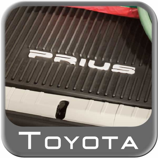 2010 2015 Toyota Prius Cargo Mat All Weather Style Surface