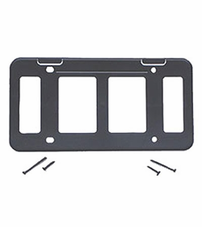 2010-2013 Toyota Tundra License Plate Mounting Bracket For Front License Plate Sold Individually Genuine Toyota #PT413-34100