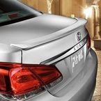 2011 (2011-2012) Toyota Avalon Rear Spoiler Cypress Pearl (color code 6T7) Genuine Toyota #PT611-07100-06