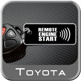 2011-2013 Toyota Corolla Remote Engine Starter Kit Complete Kit