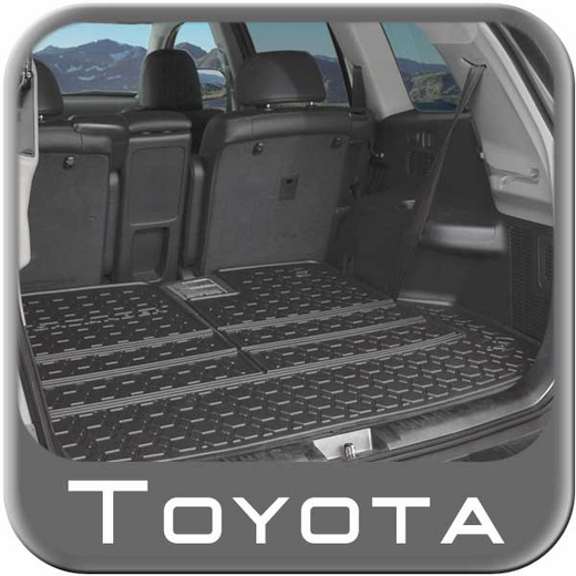 2011 2013 Toyota Highlander Cargo Liner All Weather Style