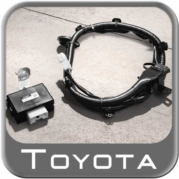 toyota highlander trailer wiring kit solidfonts toyota tacoma trailer hitch wiring harness solidfonts