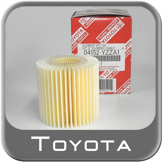2011-2015 Scion tC Oil Filter Cartridge Style Direct Factory Replacement