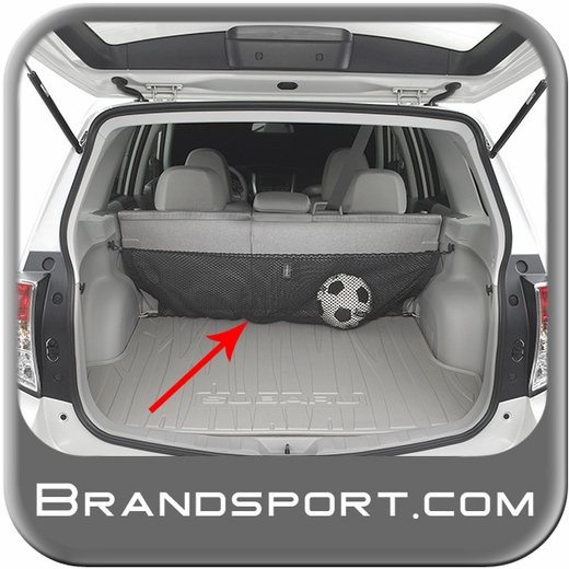 2011 Subaru Forester Cargo Net Envelope Style, Seat-Back Mount Genuine Subaru #F551SSC001