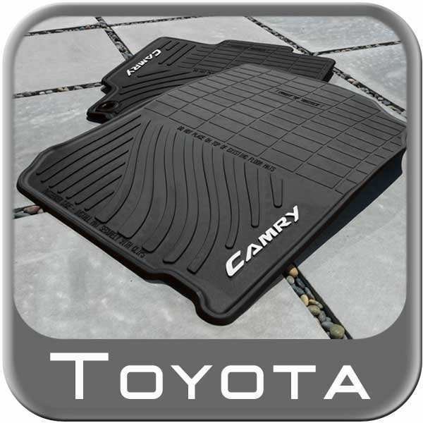 new 2002 2006 toyota camry carpeted floor mats from brandsport auto parts. Black Bedroom Furniture Sets. Home Design Ideas