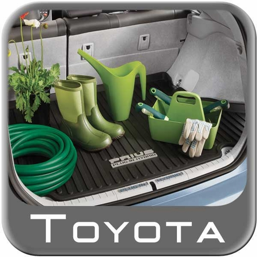 New 2012 2015 Toyota Prius Plug In Cargo Mat From