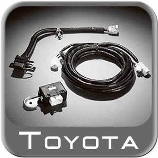 2012 2014 toyota tacoma trailer wiring harness
