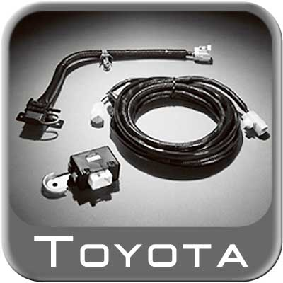 new 2012 2015 toyota tacoma trailer wiring harness from 2012 2015 toyota tacoma trailer wiring harness genuine toyota pt725 35120