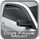 Honda Accord Rain Guards / Wind Deflectors