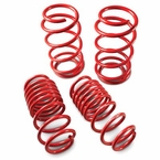 2014 (2012-2015) Scion iQ Lowering Springs Steel Spring Set TRD Performance Suspension Set of 4 Genuine Toyota #PTR07-74110