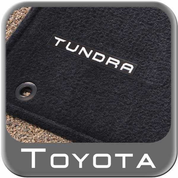 New 2014 2016 Toyota Tundra Extended Cab Rubber Floor