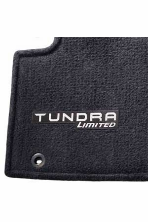 New 2014 2017 Toyota Tundra Crew Max Carpeted Floor Mats